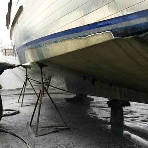 Marine Restoration