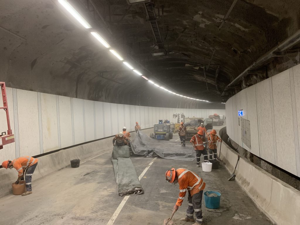 Lane Cove Tunnel 13