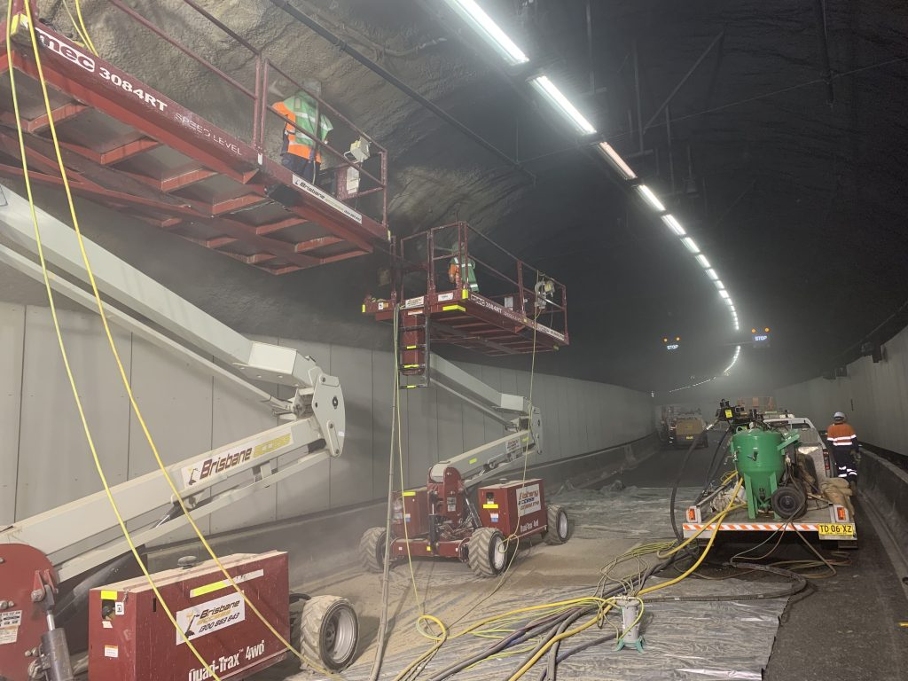Lane Cove Tunnel 9